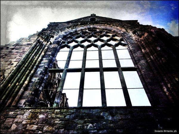 Holyrood Abbey part.