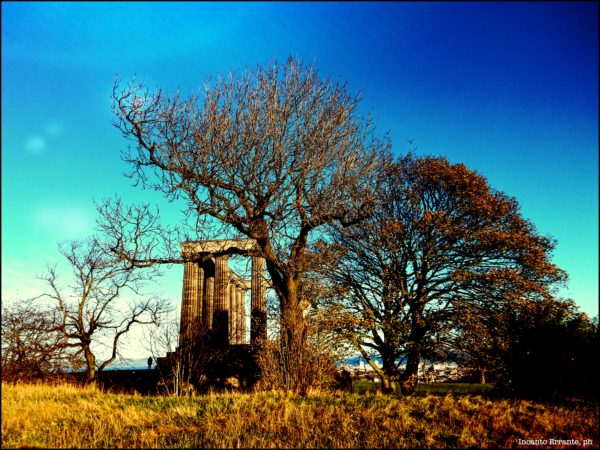 National Monument Calton Hill 1