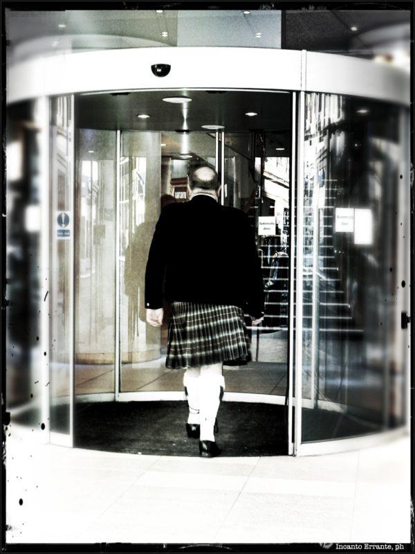 Orgoglio scozzese