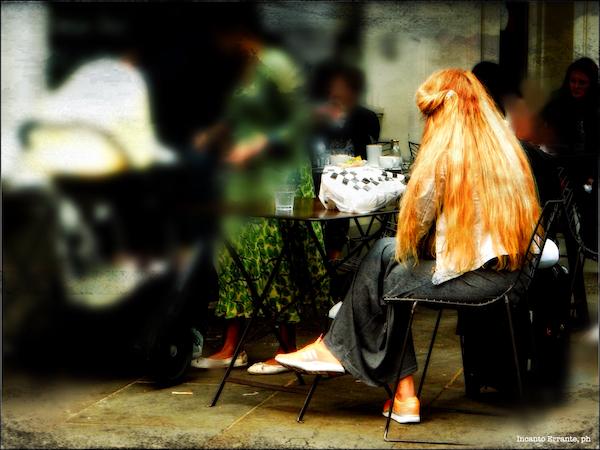 La ragazza dai capelli d'oro
