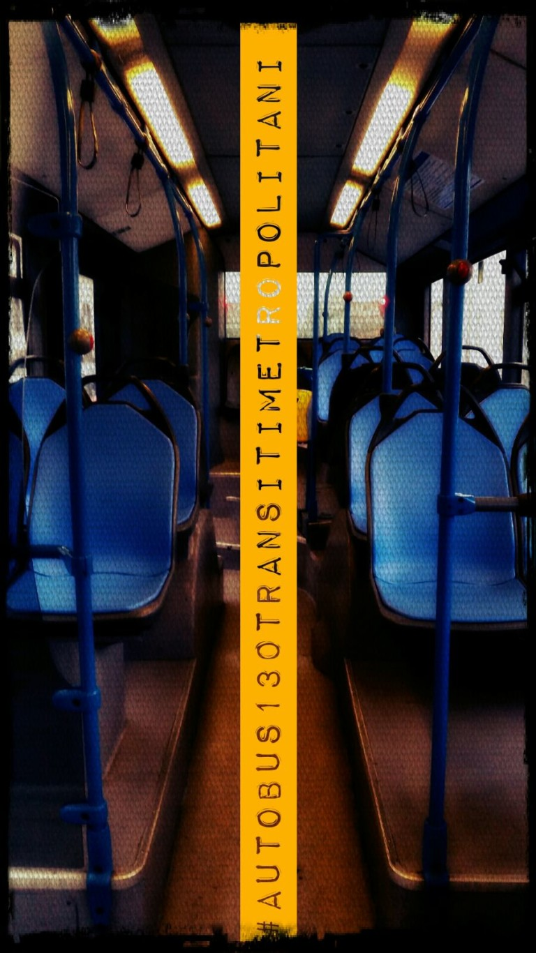 #autobus130transitimetropolitani