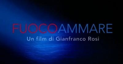 """""""Fuocoammare"""" di Gianfranco Rosi"""
