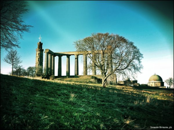 National Monument Calton Hill 2