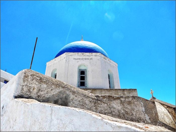 Cupola blu