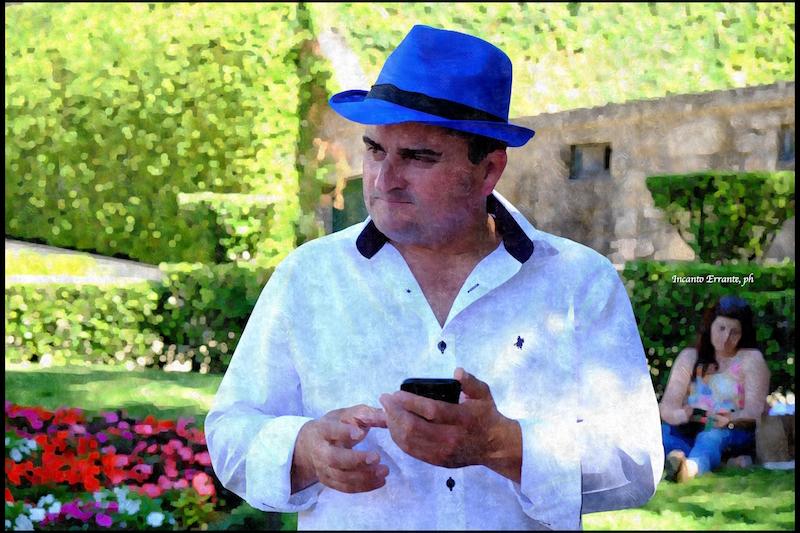 il-cappello-blu