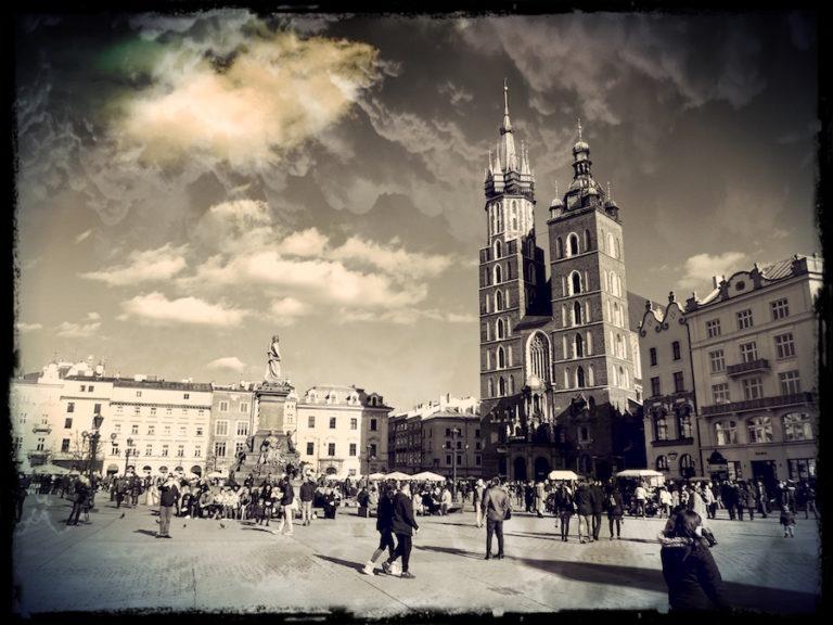 Cracovia, la città dei Poeti