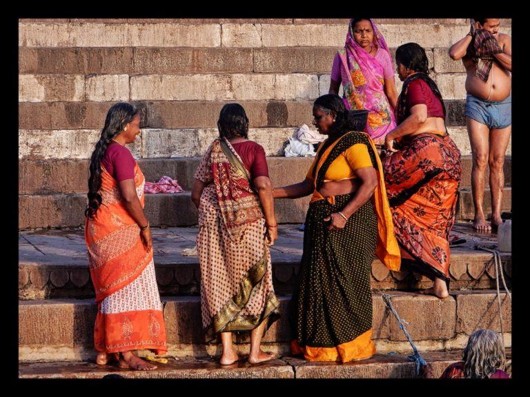 Benares. La danza di Shiva
