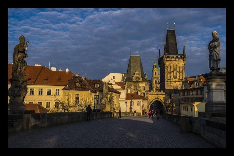 Ponte Carlo, il sogno di un re. Praga