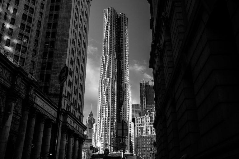 New York – Ater e Albus di Travis Bickle