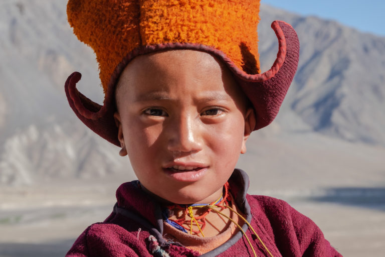 Ladakh e Zanskar – Monaci
