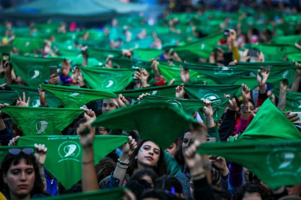 Argentina-aborto-marea-verde