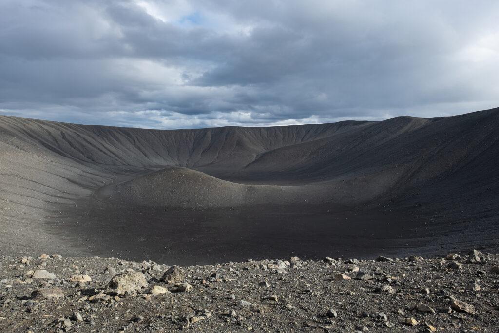 Hverfjall, il Cratere dalla Forma Perfetta