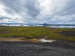 Viaggio in Islanda tra i crateri più famosi. @Paola Casulli, ph