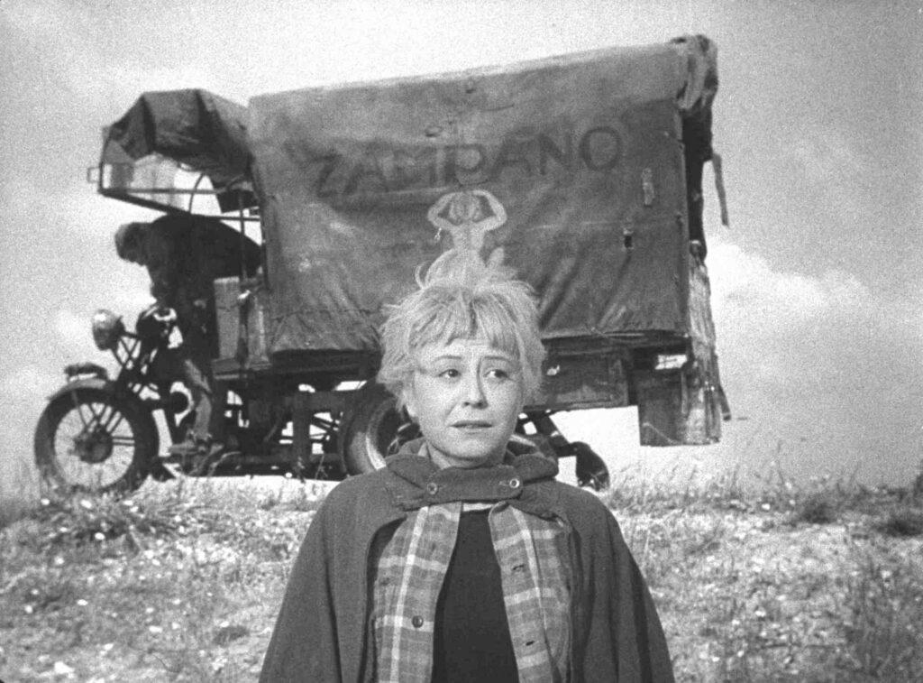 La strada, film di Federico Fellini del 1954